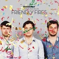 Bugged Out Presents Suck-Friendly Fires-CD