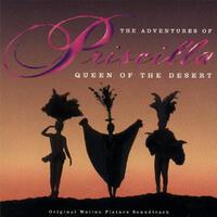 Adventures Of Priscilla-Original Soundtrack-CD