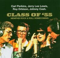Class Of '55-Cash, Lewis, Orbison, Perkins-CD