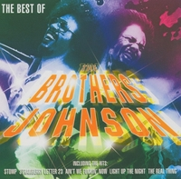 The Best Of-The Brothers Johnson-CD