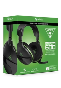 Turtle Beach Gaming Headset - Earforce Stealth 600X (Xbox One + Windows 10)-Accessoires