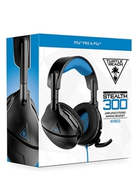 Turtle Beach Gaming Headset - Earforce Stealth 300P (PS4)-Accessoires