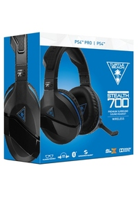 Turtle Beach Gaming Headset - Earforce Stealth 700 (PS4)-Accessoires
