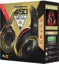 Turtle Beach Gaming Headset - Earforce Stealth 450 DTS (PC)-Accessoires