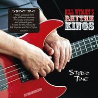 Studio Time -Digi--Bill -Rhythm Kings Wyman-CD