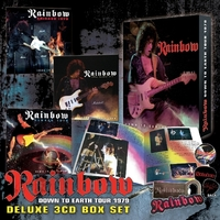 Down To Earth Tour 1979-Rainbow-CD