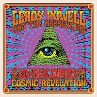 The Overlords Of The Cosmic Revelat-Leroy Powell & The Messengers-CD