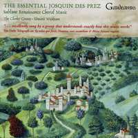 Essential Josquin Desprez-J. Desprez-CD