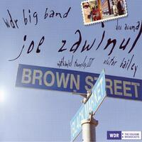 Brown Street-Joe Zawinul, Victor Bailey, WDR Big Band Colog-CD