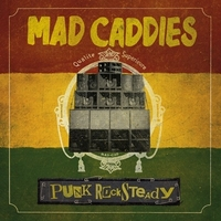 Punk Rocksteady-Mad Caddies-LP