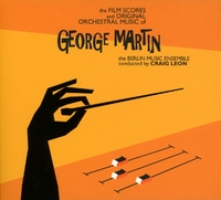 The Film Scores And Original Orches-George Martin-CD