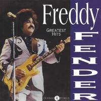Greatest Hits-Freddy Fender-CD