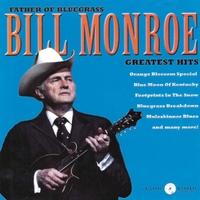 Greatest Hits-Bill Monroe-CD