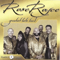 Greatest Hits Live-Rose Royce-CD