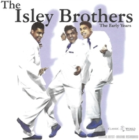 The Early Years-Isley Brothers-CD