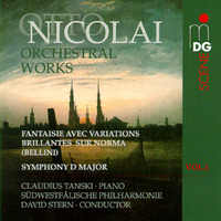 Orchestral Works Vol.1: Symphony-Claudius Tanski, Sudwestfalische PH-CD