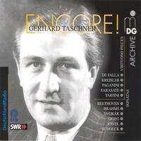 Encore! Taschner-Fa, Gerhard Taschner, Hubert Giesen-CD