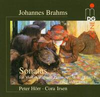 Violoncello Sonatas: Sonata Op. 38-Cora Irsen, Peter Horr-CD