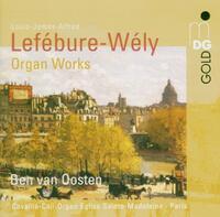 Organ Works-Ben van Oosten-CD