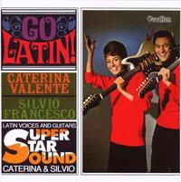 Go Latin! & Latin Voices & Guitars-Caterina Valente, Silvio Francesco-CD