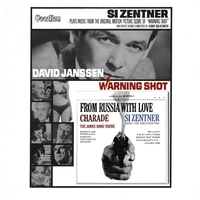 From Russia With Love & Warning Shot-Si Zentner & Orchestra-CD