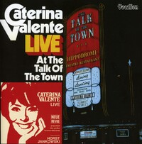 Live At The Talk Of The Town / Caterina Valente Li-Caterina Valente-CD