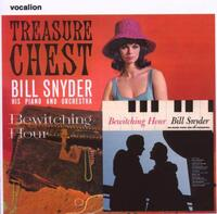 Treasure Chest & Bewitching Hour-Bill - His Piano & Orchestra Snyder-CD