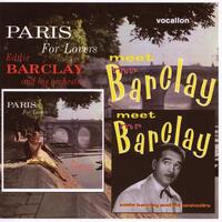 Meet Mr.Barclay & Paris For Lovers-Eddie Barclay & His Orchestra-CD