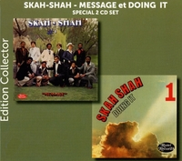 Message & Doing It-Skah Skah-CD