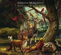 A Midwinter Night's Dream-Loreena McKennitt-CD