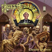 Twisted Prayers-Gruesome-LP