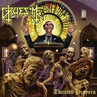Twisted Prayers-Gruesome-CD