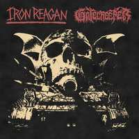 Split-Gatecreeper, Iron Reagan-LP