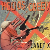 Planet X-Helios Creed-CD
