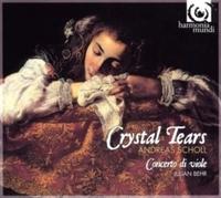 Crystal Tears-Andreas Scholl-CD