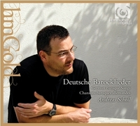 Deutsche Barocklieder-Andreas Scholl-CD