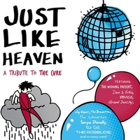 Just Like Heaven-Cure. =Tribute=-CD