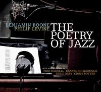 The Poetry Of Jazz-Benjamin Boone | Philip Levine-CD