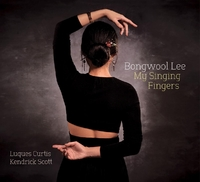 My Singing Fingers-Bongwool Lee-CD