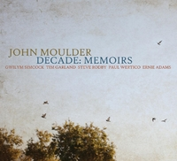 Decade: Memoirs-John Moulder-CD