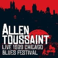 Live 1989 Chicago Blues..-Allen Toussaint-CD