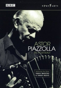 Astor Piazzolla In Portra-DVD
