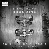 Drumming-Colin Currie Group Synergy Vocals-CD