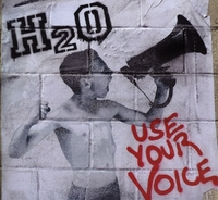 Use Your Voice-H2O-CD