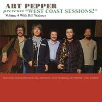 West Coast Sessions! 4-Art Pepper-CD
