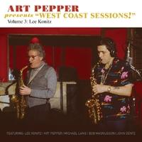 West Coast Sessions! 3-Art Pepper-CD