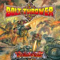 Realm Of Chaos -LTD--Bolt Thrower-LP