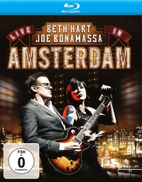 Live In Amsterdam-Blu-Ray