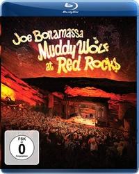 Joe Bonamassa - Muddy Wolf At Red Rocks-Blu-Ray
