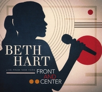 Front And Center-Beth Hart-CD+DVD
